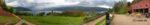 Panorama von Urquhart Castle. Hier bitte auch zoomen :-D