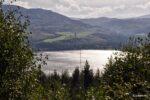 Blick auf (einen Teil von) Loch Ness.