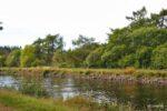 Das ist einer der Verbindungskanäle zwischen den Seen, dieser hier ist zwischen Loch Ness und Loch Oich.