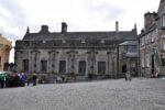 Das ist jetzt das eigentliche Palastgebäude, oh und wir sind in Burg von Stirling.