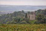 So das nächste Schloss, Schloss Campbell, ein kleines Stück von Stirling entfernt gehörte dieses Schloss bis zu letzt dem Campbell Clan.