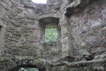 Der Turm in dem wahrscheinlich Maria Stuart wohnte.