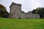 Das Schloss aufgenommen aus Richtung des Bootsanlegesteg.
