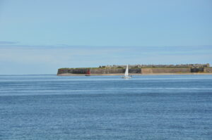 Fort George, Moray Firth (Bucht)
