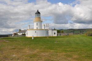 Chanonry Lighthouse in Fortrose