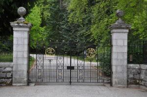 Balmora Castle Einfahrt