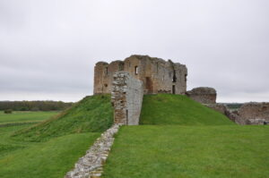 Duffus Castle