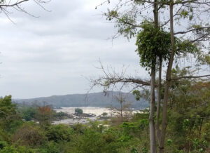 Katarakte bei Inga im Kongo