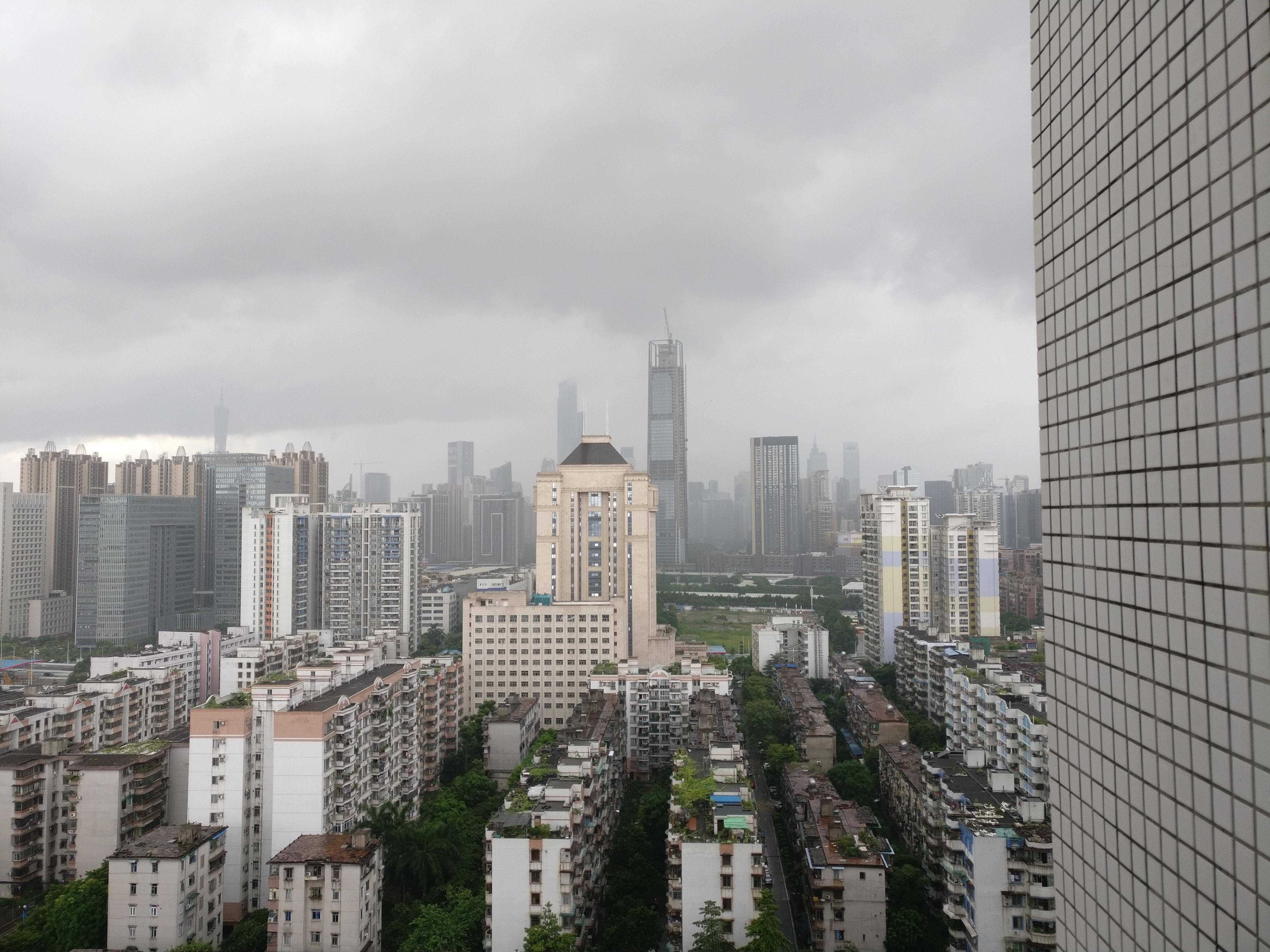 Guangzhou: Höher und größer