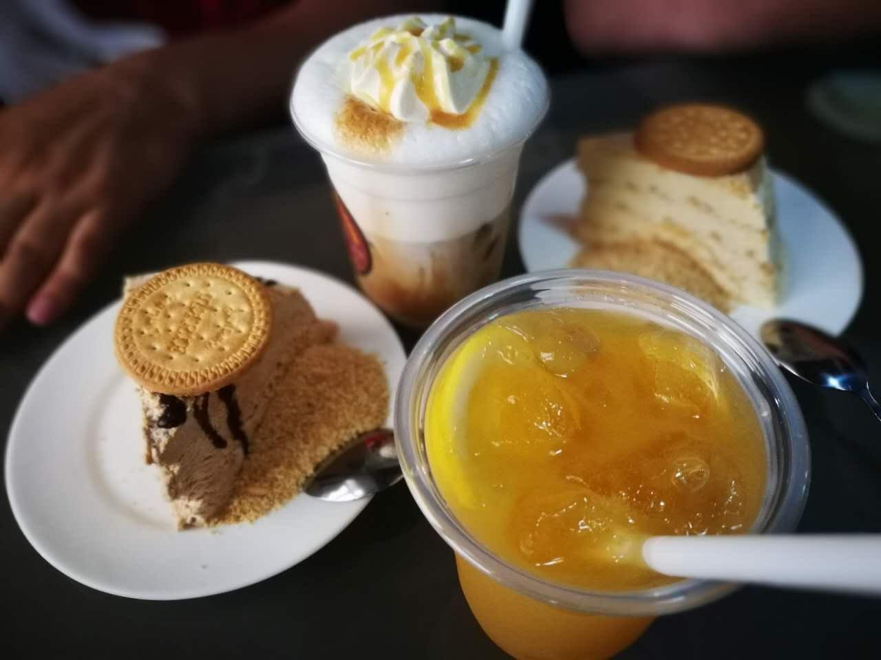 Desserts in Macau