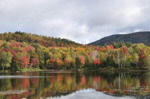 Indian Summer - Adirondack Mountains