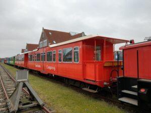 Langeooginselbahn