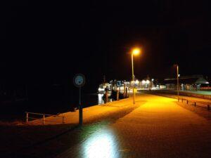 Fährhafen auf Langeoog 2