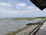 Gaomei Wetlands in Taichung, Taiwan