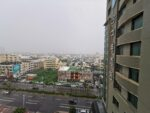 Regenwetter in Taichung