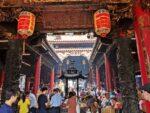 Dajia Jenn Lann Temple innen