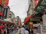 Nightmarket in der Innenstadt von Taichung