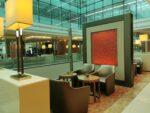 Emirates Lounge in Dubai