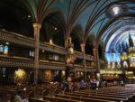 Notre-Dame von Montréal Innenraum
