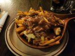 Poutine in Taverne Gaspar in Montreal