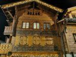 Historisches, bzw. typisches, Holzhaus in Saanen