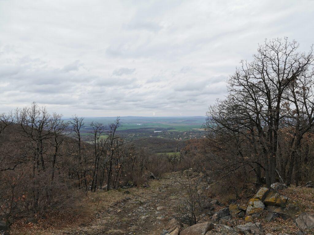 Ausblick ins Tal