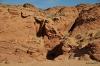 Antelope Canyon Arizona Rückseite