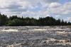 Fluss in Schwenden