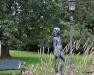 Statue im Park