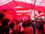 Chinesische Hochzeit