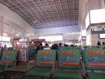 Warteraum im Bahnhof Changsha